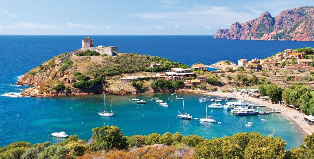Voyager en bateau - Corse - Port