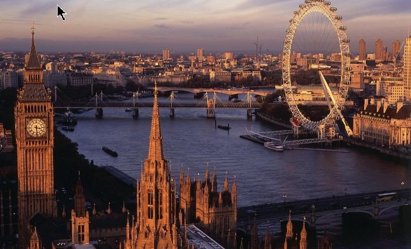 Voyager en bateau - Londres