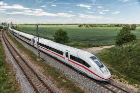 Voyager en train - Train Deutsch Bahn