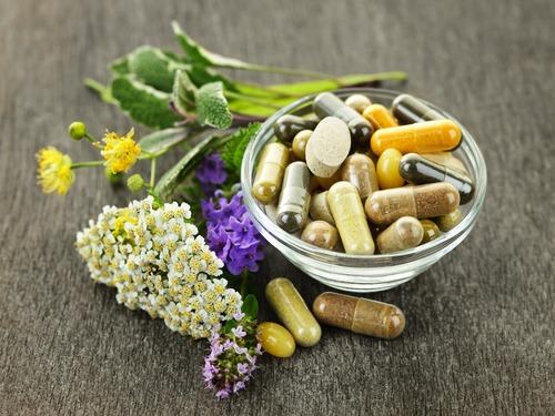 Plantes médicinales - Ingrédients liquides gélules