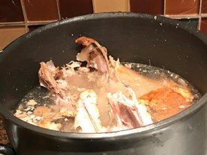 Complément alimentaire en bouillon - Bouillon d'os