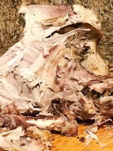 Complément alimentaire en bouillon - Carcasse