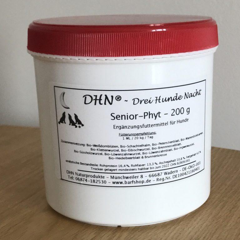 Pot de mélange Senior_Phyt. Produit en poudre, complet, mélange de plantes compléments