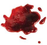 Selles roses ou rouges indiquent la présence de sang mélangé