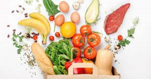 Sources-vitamines-chiens-fruits-legumes-animales